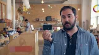 Устройство Коин : 8 пластиковых карт в одной(Coin: 8 пластиковых карт в одной.Coin позволяет вам поместить все платежные карты в одну! Идея проста как 5 копее..., 2013-11-18T12:55:25.000Z)