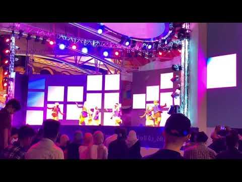 Dance performance at Global Village Dubai💃🏻 🕺🏻-Punjabi Dance – cultural activity #globalvillage