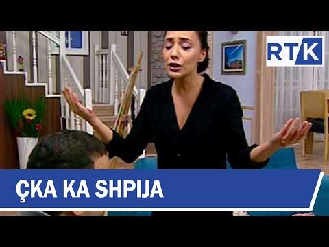 Çka Ka Shpija - Episodi 8 - Sezoni III- të 29.11.2016