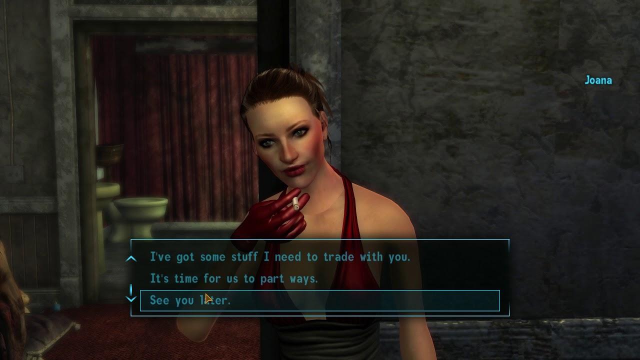 Fallout New Vegas datant mod planète terre singles Dating site