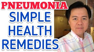 Gambar cover Pneumonia: Simple Health Remedies - Tips by Doc Willie Ong #907