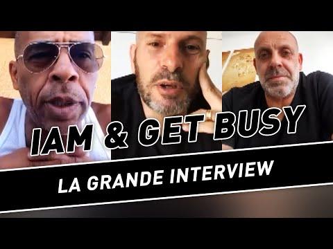 Youtube: Get Busy: Aux origines de la planète IAM – Clique TV