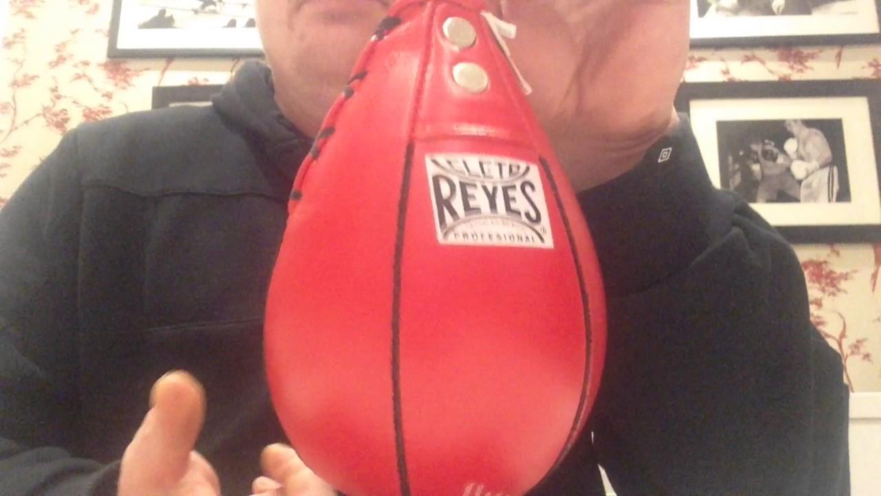 Cleto Reyes Platform Speed Bag Medium Black