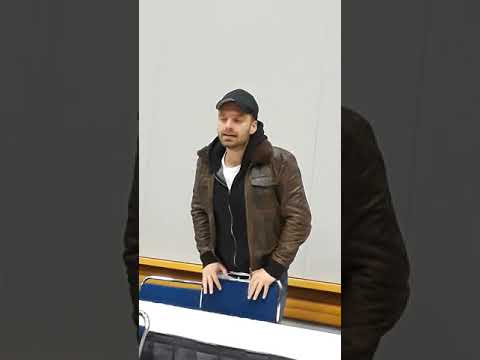 Sebastian Stan: Wizard World PDX