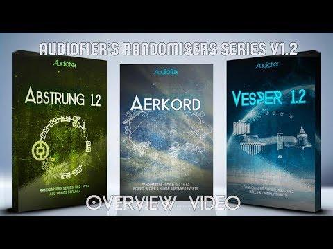Audiofier Randomisers Series 1.2