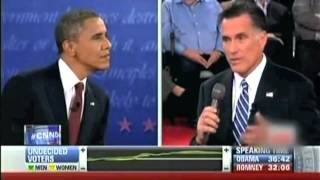Red Herring Fallacy-Second Obama-Romney Debate