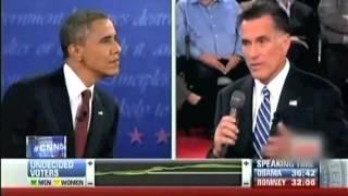 Red Herring Fallacy-Second Obama-Romney Debate