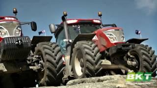 BKT tires for Xtractor || Episode 1