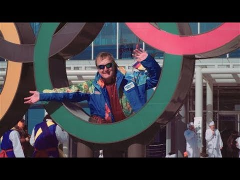 Olympics Superfan Makes Pyeongchang His 12th Games