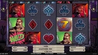 Online Casino/ Casino  Wild Wild West 100€ Einsatz / Bet Mega Win Freispiele / Freegames