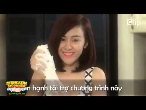 """Clip Bà Tưng dạy làm bánh bao """"Ngực Khủng"""" gây sốt cộng đồng mạng"""