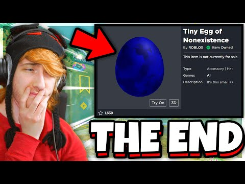 Roblox Just CANCELLED EGG HUNTS FOREVER..