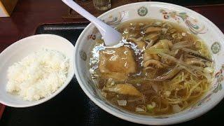 オリジラーメンという謎メニュー(東中野のめんハウス) thumbnail