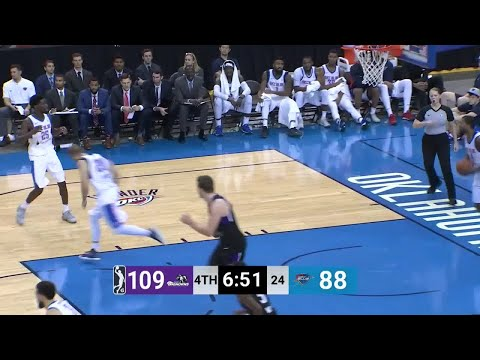Aaron Harrison (24 points) Game Highlights vs. Oklahoma City Blue