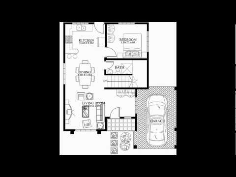 Small Home Plans | Small Home Floor Plans | Unique Small Home Plans