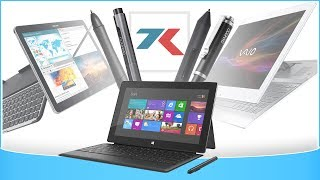 Can the latest Tablet PC draw as a Wacom Pen Display?