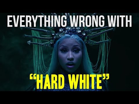 "Everything Wrong With Nicki Minaj - ""Hard White"""