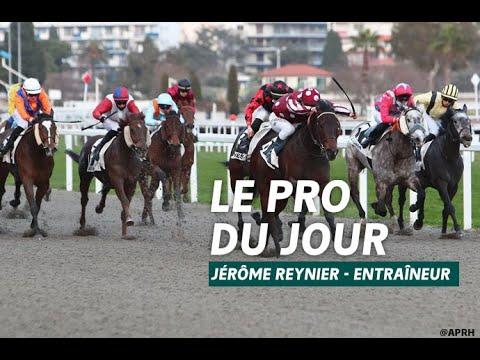 Cagnes-sur-Mer : Jérôme Reynier est le Pro du Jour du mercredi 17 février -  YouTube
