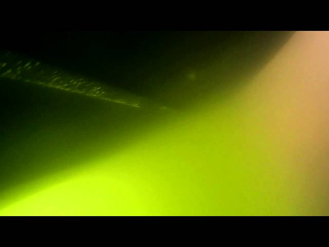 Pacific Gypsie 06/05/14 Initial Hull Service Condition Video