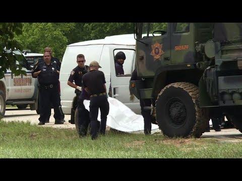 Houston: Six family members found dead in missing van