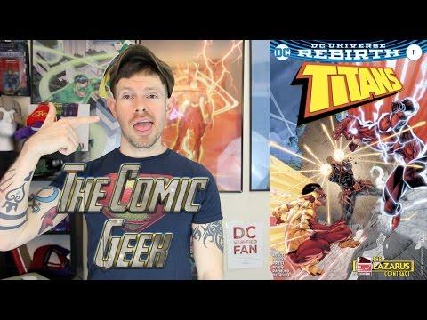 Titans vs. Deathstroke, Cyborg Superman Returns, Superwoman Gets New Powers - Comic Book Day!