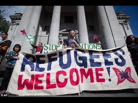 США 4485: Беженцы и безопасность. Не ценим мы наших плохих президентов. Потерявши плачем.