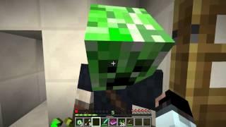 Minecraft:Прохождение карты 'Убей его,или умрешь сам' №2
