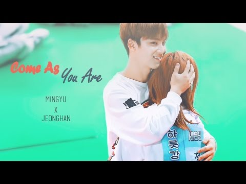 「 Mingyu x Jeonghan」 ❤ Come As You Are (그대로)