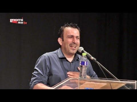 Προεκλογική ομιλία στο Πολύκαστρο