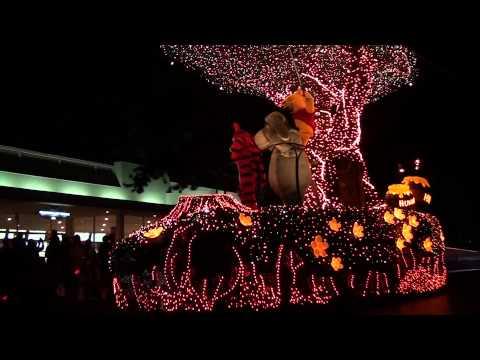 【Tokyo Disneyland】Tokyo Disneyland Electrical Parade Dreamlights 2015-5-22