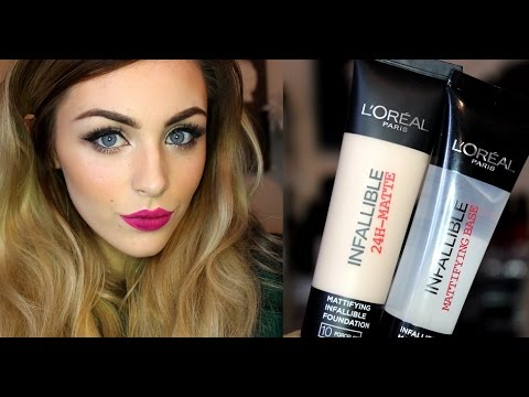 L oreal infallible primer review