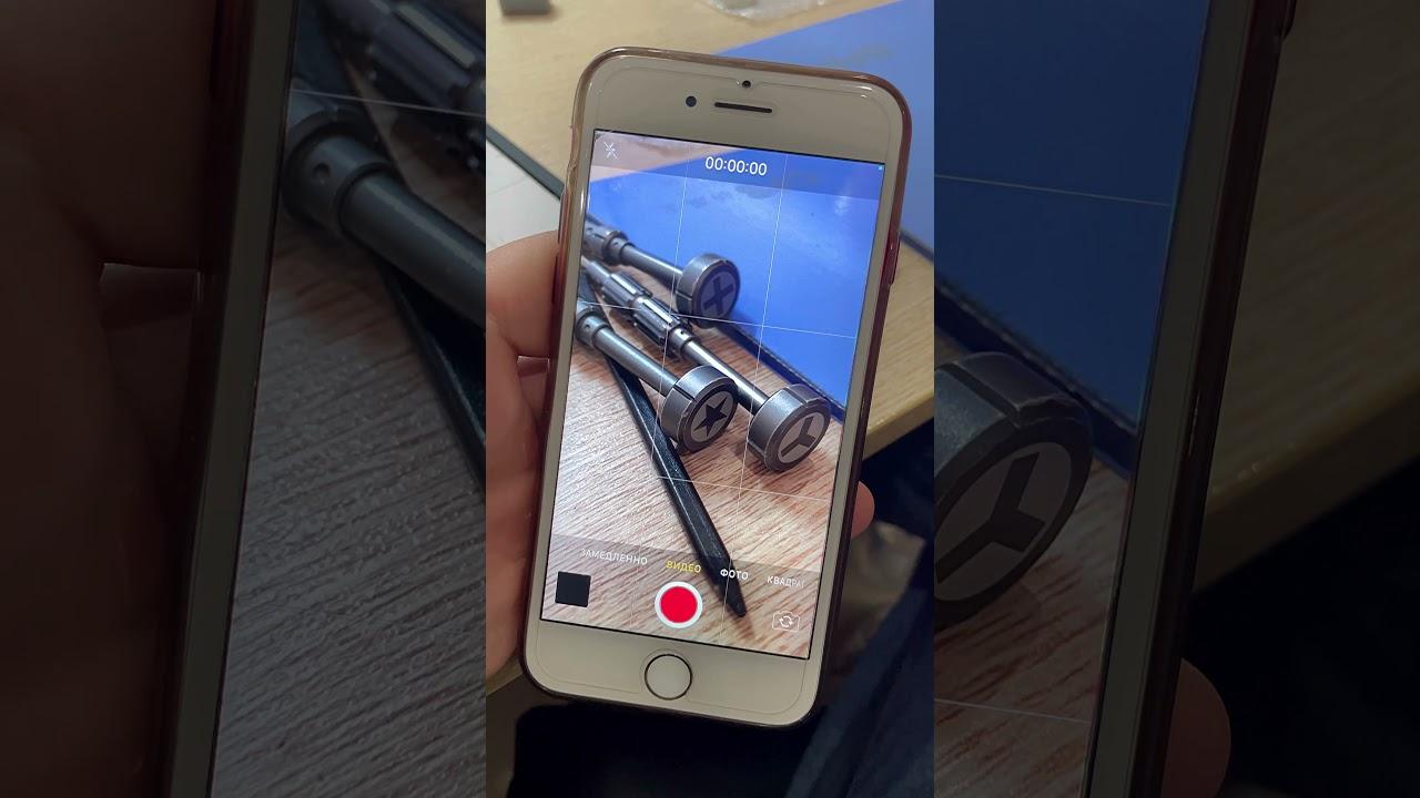 Замена основной камеры Apple iPhone 7 в Тюмени