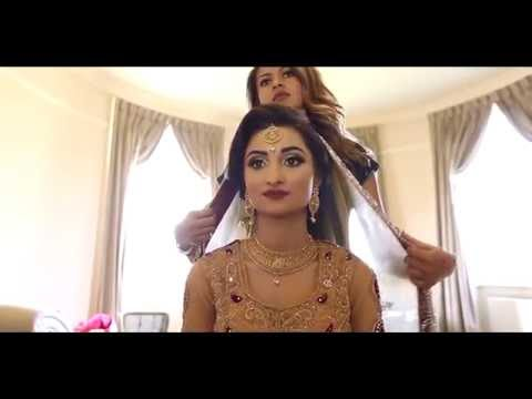 Cinematic Pakistani Wedding Highlights | Asian Wedding Trail