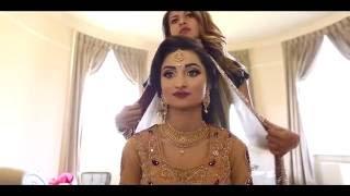 Cinematic Pakistani Wedding Highlights | Asian Wedding Trailer | Hina & Lukman Wedding Highlights