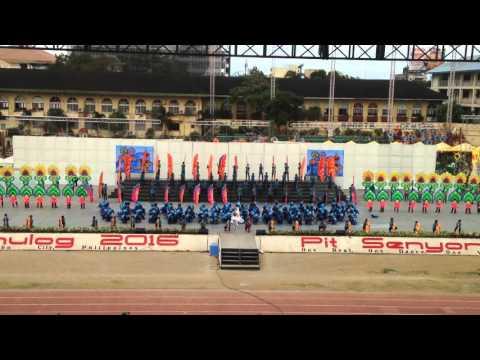 SINULOG SA KABATAAN SA DAKBAYAN 2016 (HD) GRAND CHAMPION CEBU CITY CENTRAL SCHOOL