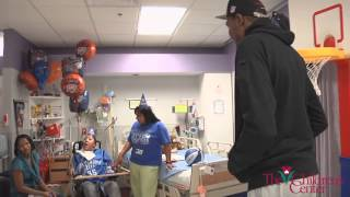 Kevin Durant Makes Birthday Wish Come True