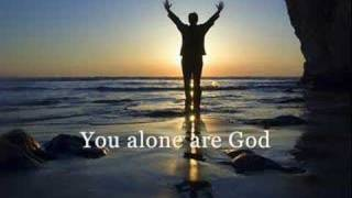 Hillsong - You Alone Are God (legendado)