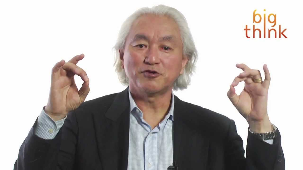 Michio Kaku: Space Bubble Baths and the Free Universe | Big Think
