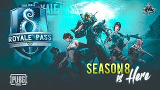 PUBG MOBILE LIVE | ROYAL PASS LEVEL 100 | DYNAMO GAMING
