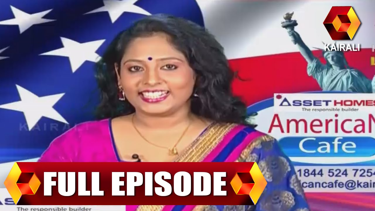 American Cafe | 4th July 2016 |  Full Episode