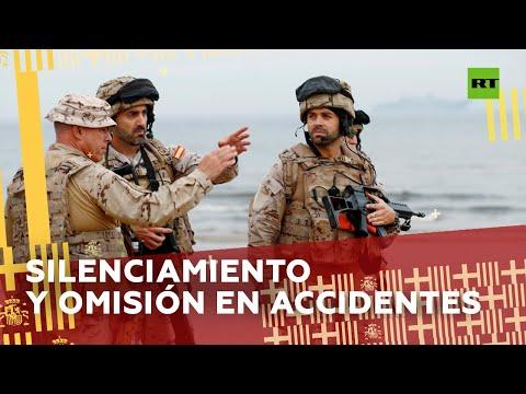 Silenciamiento y omisión de accidentes en el Ejército español