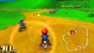 Mario Kart Wii Rage Quit