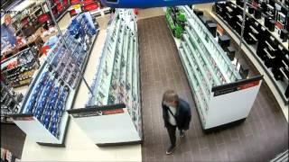 В Саранске ищут похитителя игровых дисков