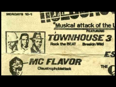 Mr. Bill Radio Show Vol 1 spectrum city (WBAU) Townhouse 3  Flavor Flav, Chuck D, Hank Shocklee