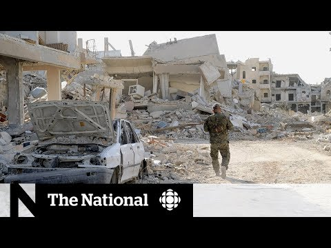 An inside look at the former capital of ISIS