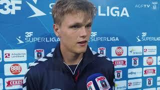 Ammitzbølls første start i år