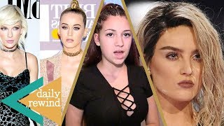 katy perry mad at t swift video new cash me outside music perrie edwards faces cyberbullying  dr