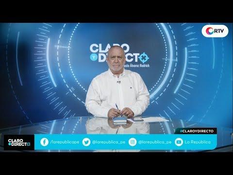 Parió Tuesta   Claro y Directo con Augusto Álvarez Rodrich