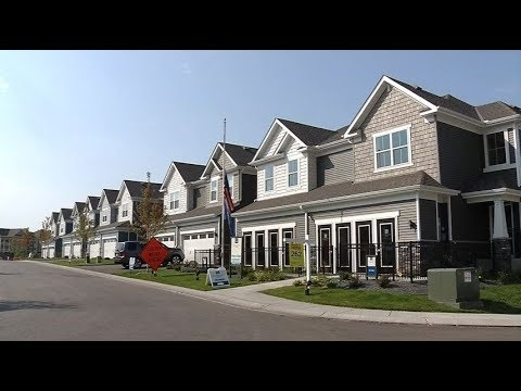 Housing industry merger could mean new starter homes for area.