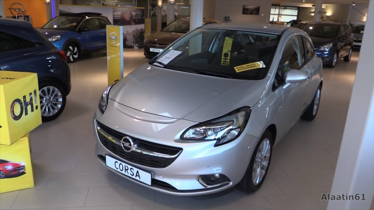 opel corsa 2016 in depth review interior exterior youtube. Black Bedroom Furniture Sets. Home Design Ideas